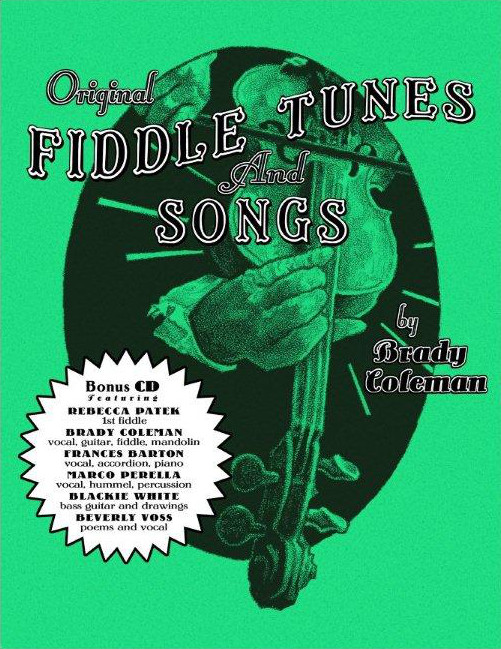 Fiddle Tunes and Songs CD cover.